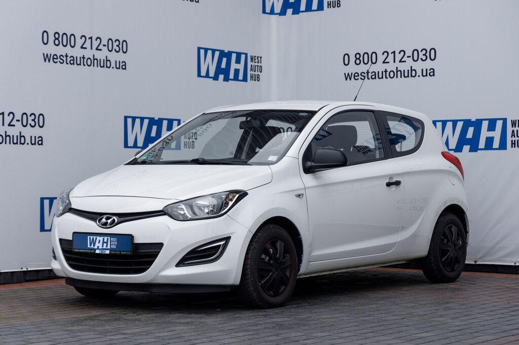 Hyundai i20 фото