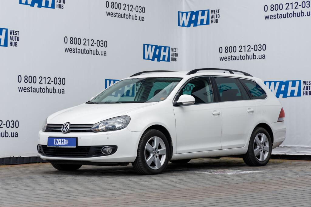 Volkswagen Golf VI 2013 фото