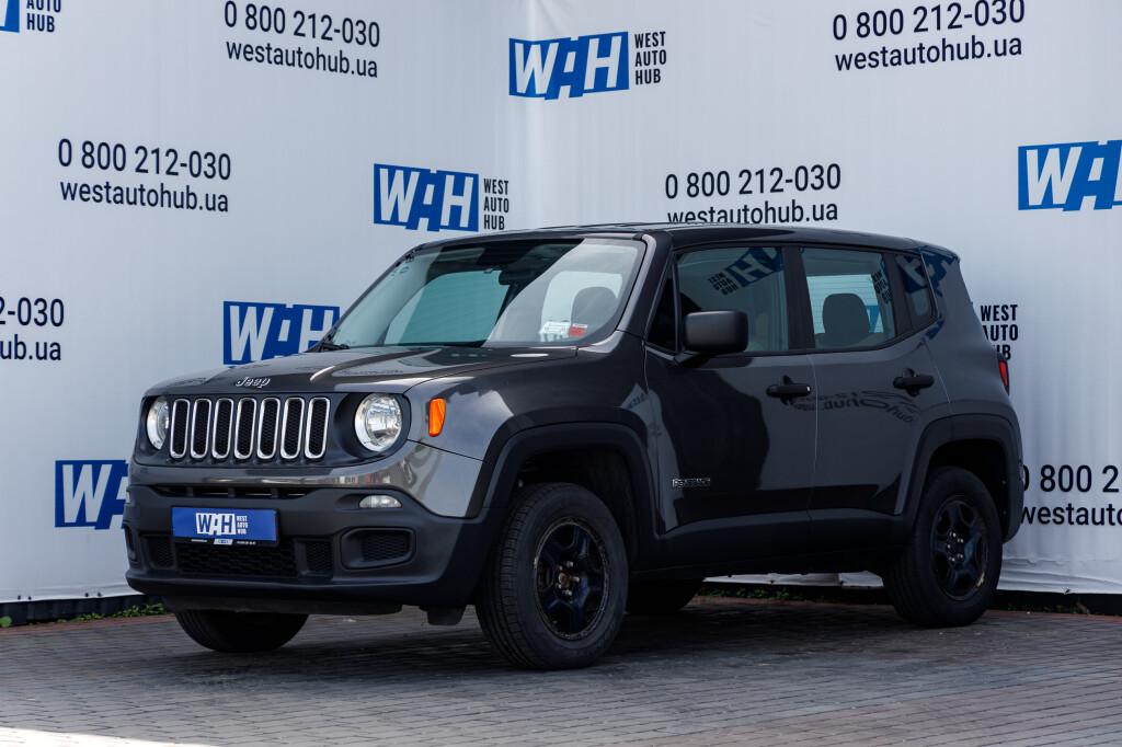 Jeep Renegade Sport 4x4 2015 фото