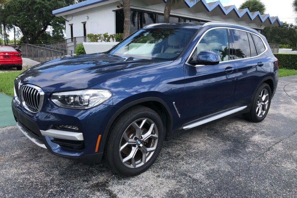 BMW X3 sDrive30i 2021 фото