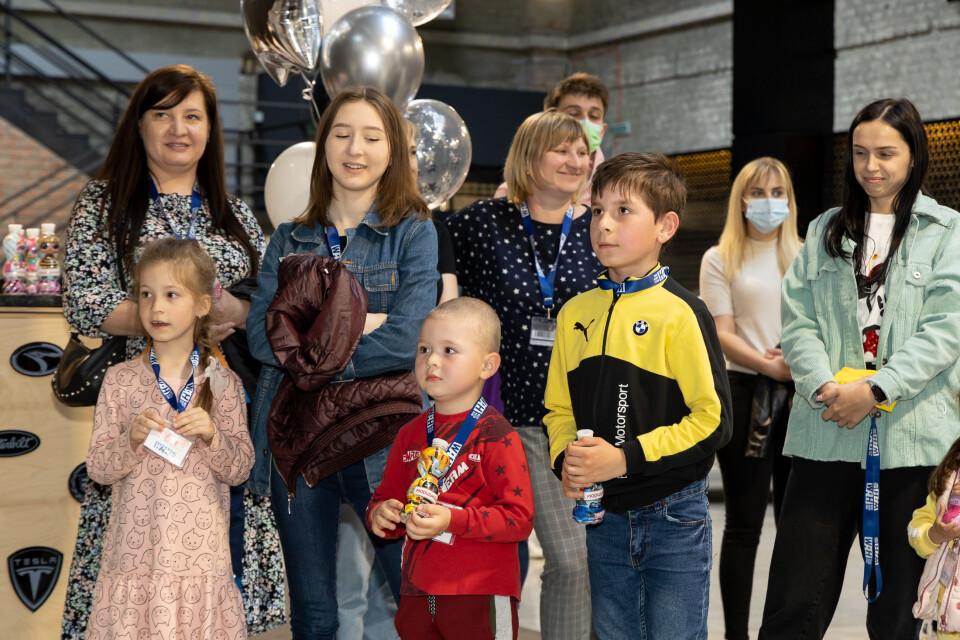 День захисту дітей на WEST AUTO HUB фото 1