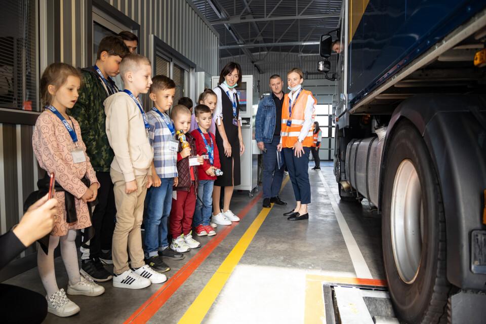 День захисту дітей на WEST AUTO HUB