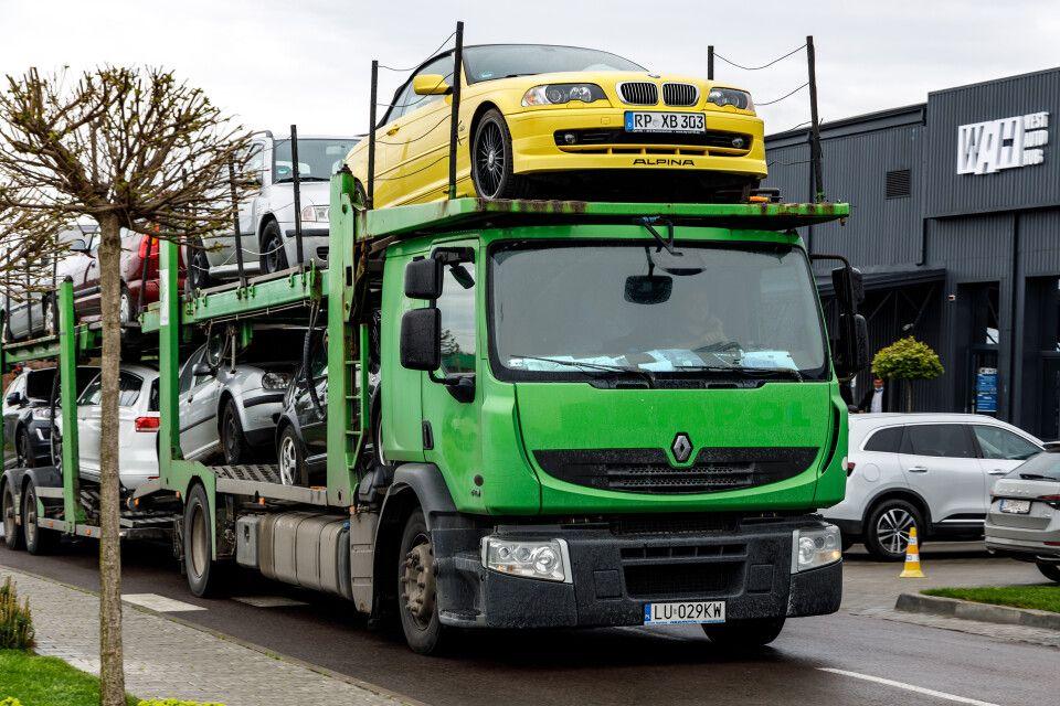Как растаможить авто из Польши фото