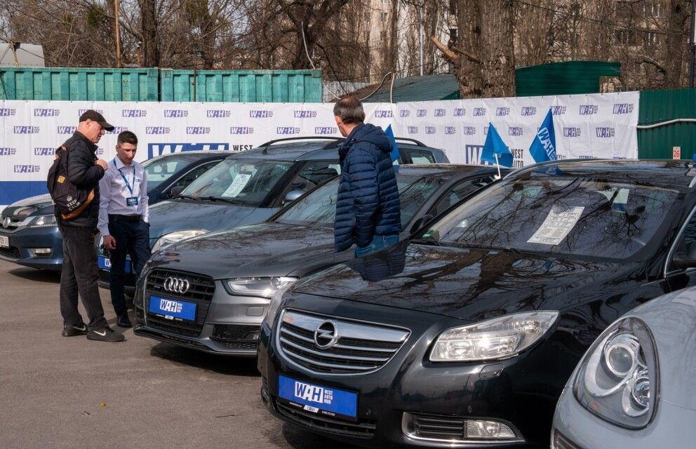 Региональный комплекс WEST AUTO HUB начал свою работу в Киеве фото 1